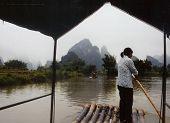 A Trip On The River Li