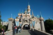 The magical world of Disneyland