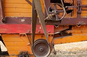 ������, ������: Old Agricultural Vehicle