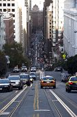 Road In San Francisco