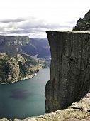 Preikestolen Fjord