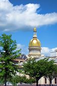 New Jersey State Capitol In Trenton