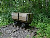 Carro minero