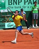 David Guez (fra) At Roland Garros 2011