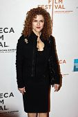 NEW YORK - APRIL 22: Actress Bernadette Peters attends the