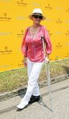 NEW YORK - JUNE 27: Actress Susan Sarandon attends the 3rd annual Veuve Clicquot Polo Classic at Gov