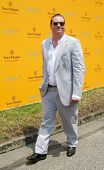 NEW YORK - JUNE 27: Actor Val Kilmer attends the 3rd annual Veuve Clicquot Polo Classic at Governor'