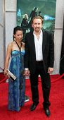NEW YORK - JULY 6: Actor Nicolas Cage and wife Alice Kim attend the premiere of