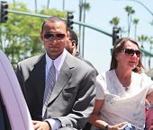 ANAHEIM - JULY 13: New York Yankees shortstop Derek Jeter and his mother attend the 2010 All Star Re