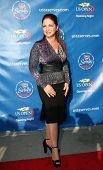 FLUSHING, NY - AUGUST 30: Singer Gloria Estefan arrives at the 2010 US Open Tennis Opening Ceremony