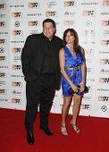 NUEVA YORK - el 10 de octubre: Actor Steve Schrippa asiste a la Premier de