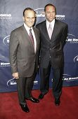 NEW YORK - NOV 11: Joe Torre and Derek Jeter attend the 8th Annual Joe Torre Safe at Home Foundation