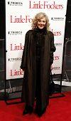 NEW YORK - DECEMBER 15: Blythe Danner attends the world premiere of