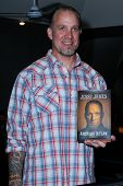 HUNTINGTON - MAY 5: Actor Jesse James appears for the signing of his book,
