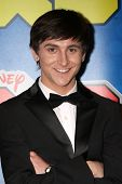 LOS ANGELES - MAY 14:  Mitchel Musso at the Disney ABC Television Group May Press Junket 2011 at ABC