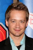 LOS ANGELES - MAY 14:  Jason Earles at the Disney ABC Television Group May Press Junket 2011 at ABC