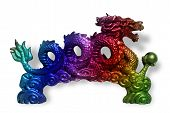 Chinese Ornamental Dragon