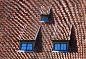Three Roof-Windows