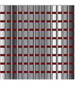 steel grate vector