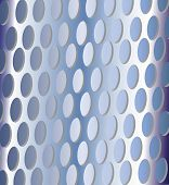 grate with 3d effect
