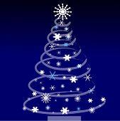 Christmas tree unique design