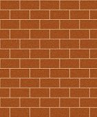 stock photo of stippling  - brick wall texture illustration - JPG