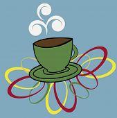 cup of java illustration