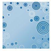 bubbles circles vector