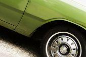 groovy old car