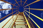 Yellow Ladder