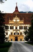 Постер, плакат: Грац замок Эггенберг