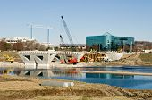 Building Bridge Supports