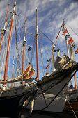 Tall Ship at Wooden Boat Festival