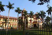 picture of british bombay  - Big University of Varanasi India Asia  - JPG