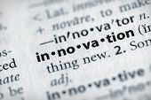 Dictionary Series - Science: Innovation