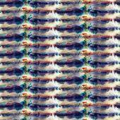 Seamless Tie-dye Pattern  On White Silk. Hand Painting Fabrics - Nodular Batik. Shibori Dyeing.5 poster