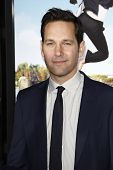 LOS ANGELES, CA - FEB 16: Paul Rudd at the premiere of Universal Pictures' 'Wanderlust' held at Mann