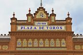 Plaza De Toros De Las Ventas, Madrid, Spain