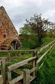 Old Millwheel