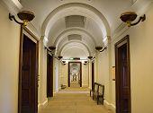 Never Ending Elegant Hallway