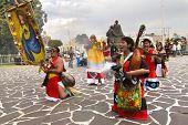 Aztec Indian Celebration