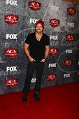 LOS ANGELES - DEC 10:  Kip Moore arrives to the American Country Awards 2012 at Mandalay Bay Resort