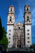 Church Of Santa Prisca In Taxco