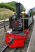 image of tierra  - Historic vapor train at Tierra del fuego - JPG