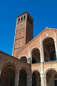 Sant Ambrogio Church, Milan