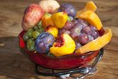 Fresh And Healthy Fruit