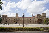 The Convent Of San Marcos In Leon