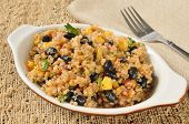 Healthy Black Bean And Quinoa Salad