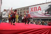 Zumba Fitness Aerobics