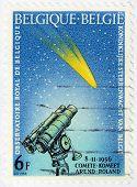 Comet Stamp